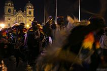 Folklore in Cuzco